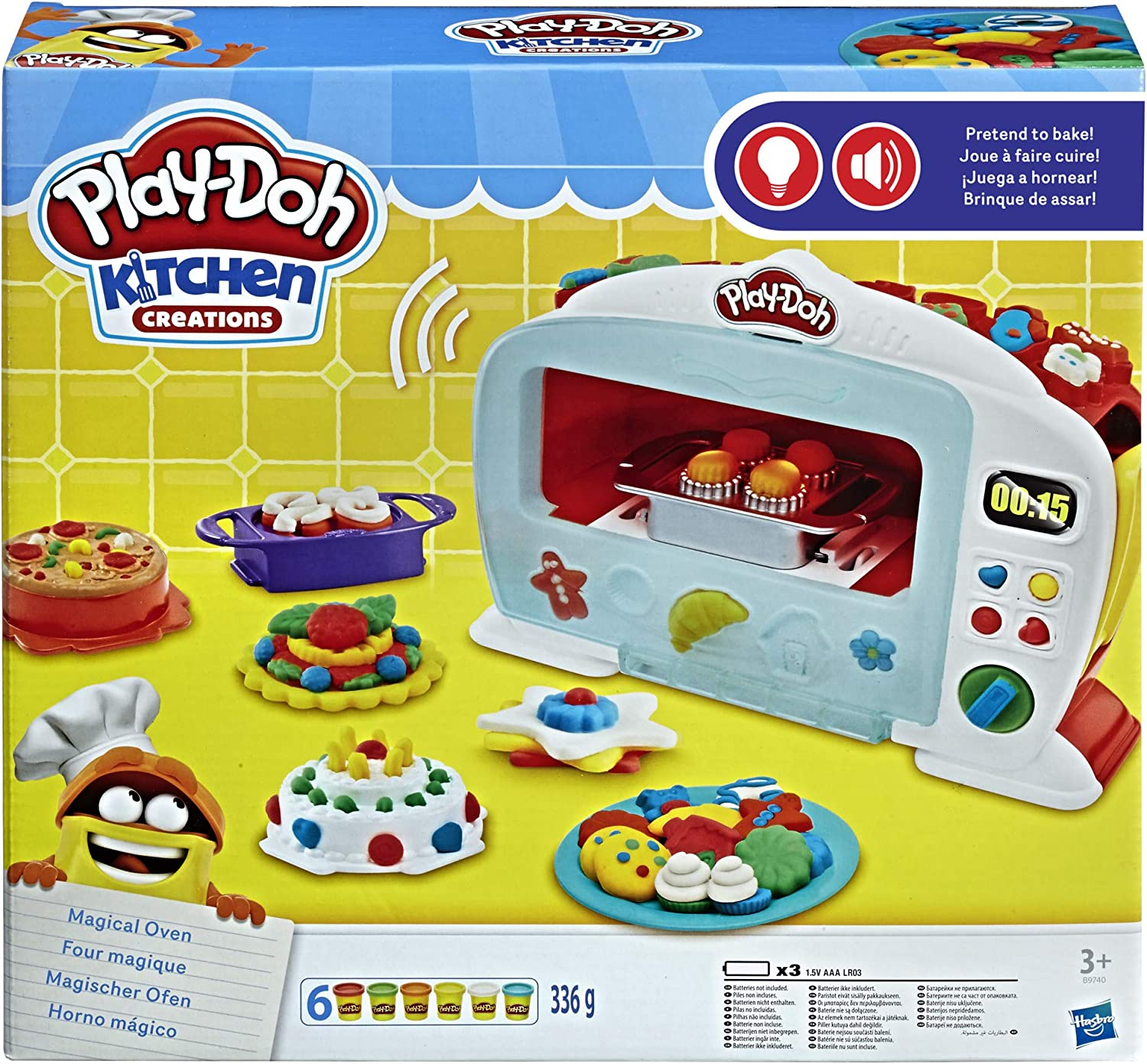 Four Magique Play Doh en promotion