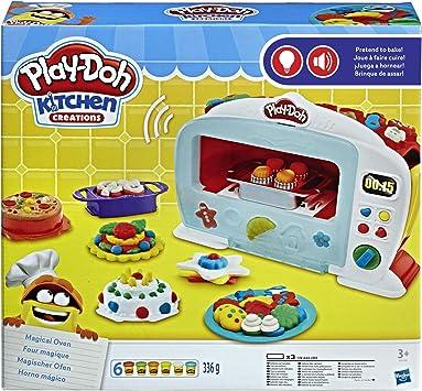 Oferta amazon: Play-Doh Horno Magico (Hasbro B9740EU4)