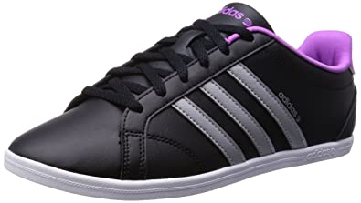 super popular 240ca 89b58 adidas Damen Coneo Qt Vs W Sneakers, Schwarz, UK 4.5 (37 1