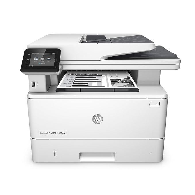 13 opinioni per HP Stampanti Office LaserJet Pro MFP M426DW Stampante Laser Multifunzione,
