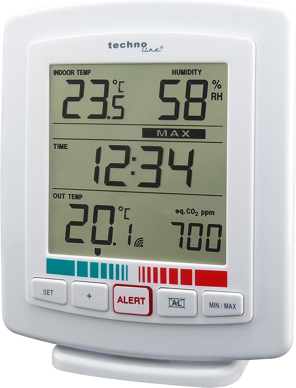 White Technoline WL 2000 Weather Station