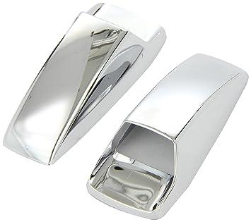 SUMEX 4008004 - Cubre Surtidores Limpiaparabrisas, Cromados: Amazon.es: Coche y moto