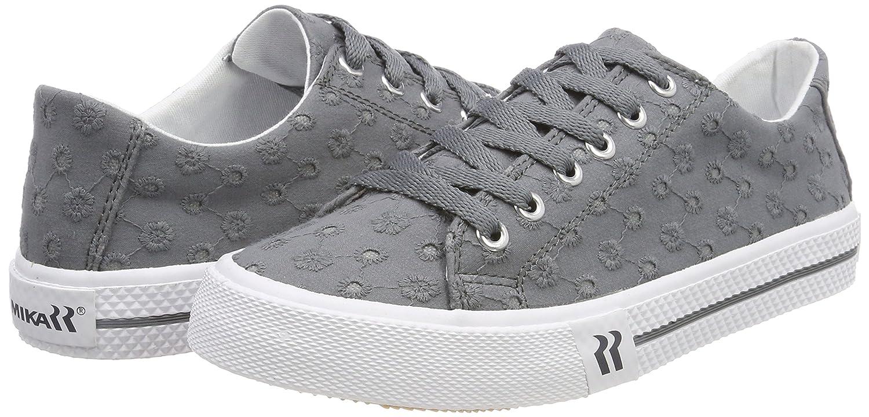 Romika Soling 22, Zapatillas Para Mujer, Gris, 37 EU