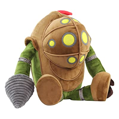 BioShock Plush Figure Big Daddy 43 cm Crowded Coop Peluches: Juguetes y juegos