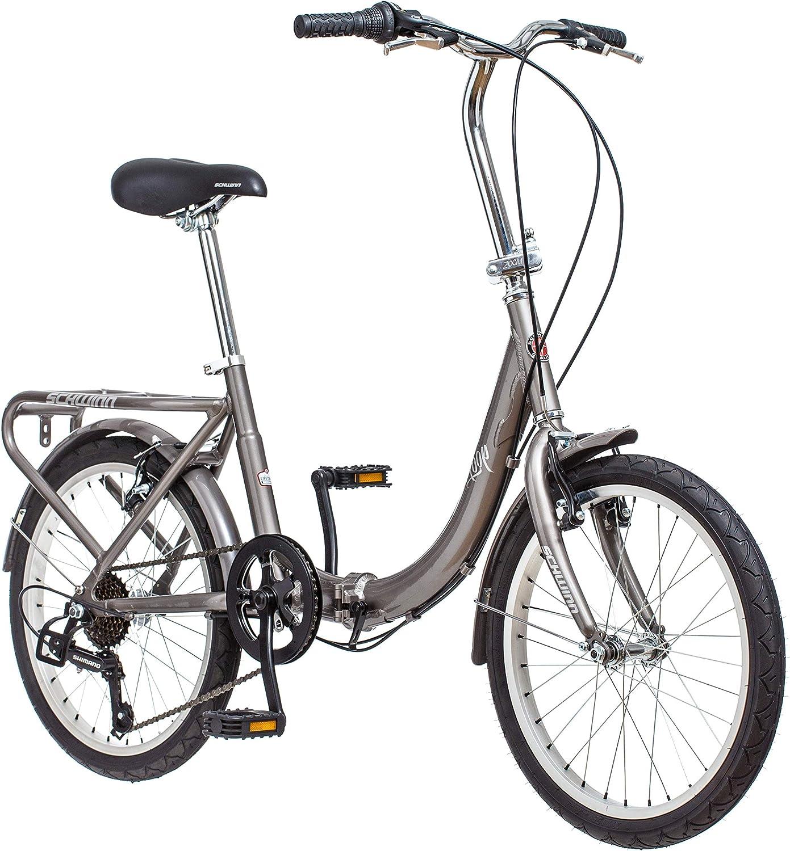 Schwinn Loop 20-inch 7-speed Bike