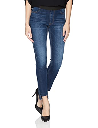 a1bcbae94402d8 Karen Kane Women's Step Hem Jegging at Amazon Women's Jeans store