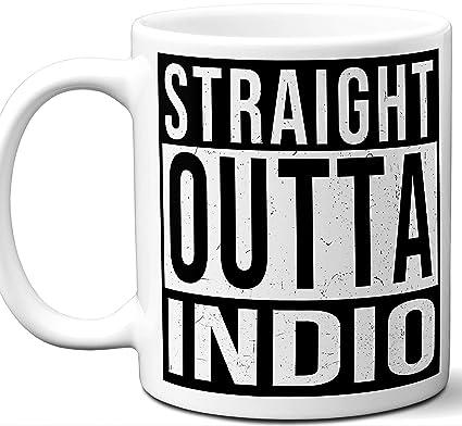 Amazon Com Indio California Ca Souvenir Gift Mug Unique