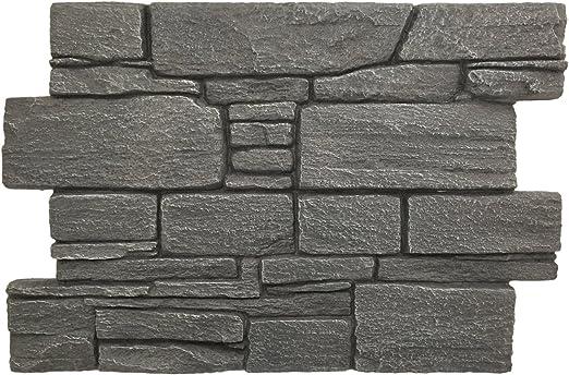 Wandverkleidung in Steinoptik für Küche • Terrasse ...