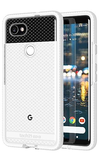 promo code 9d368 33d9d tech21 Evo Check Case for Google Pixel 2 XL - Clear/White