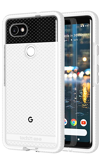 differently c369f 9bf2c Amazon.com: tech21 Evo Check Case for Google Pixel 2 XL - Clear ...