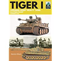 Tiger I: German Army Heavy Tank, Eastern Front, Summer 1943