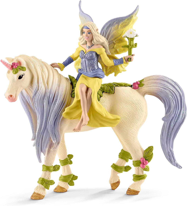 Schleich bayala 70573 Decorated unicorn mare