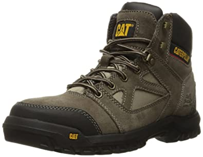 1b205a5c96b18 Caterpillar Men's Plan Steel Toe Work Boot