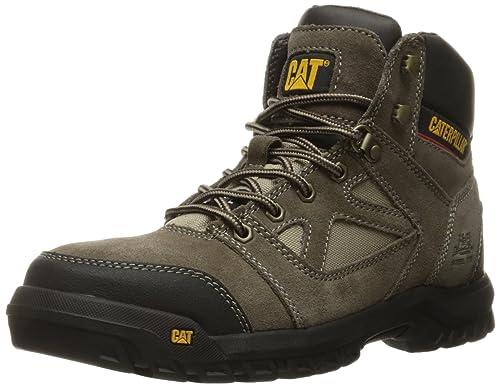 27b9b94904d Caterpillar Men's Plan Steel Toe Work Boot