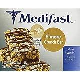 Medifast S'more Crunch Bars (1 Box/7 Servings)