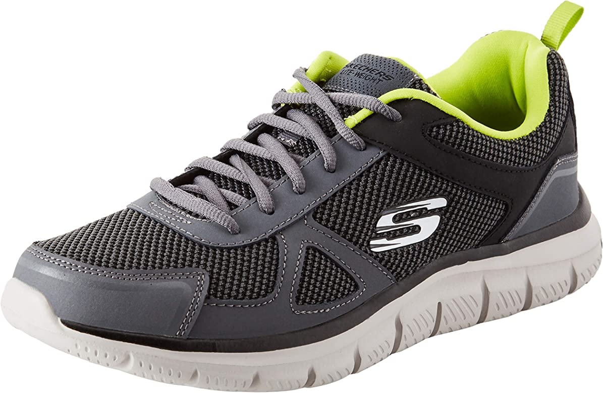 Skechers Track Bucolo Zapatillas para Correr - AW17-41.5: Amazon ...