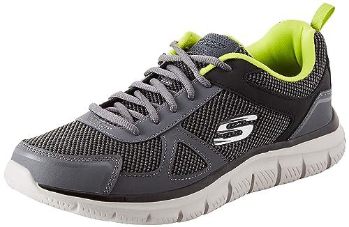 94046a9ca7 Skechers 52630 tenis de Deporte para Hombre  Skechers  Amazon.com.mx ...