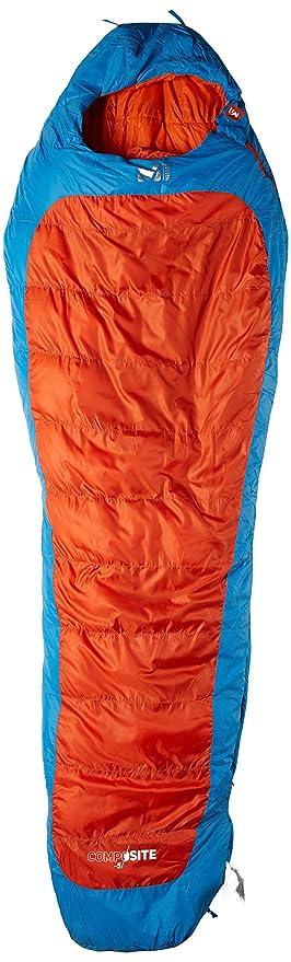 Millet Composite-5Reg Saco de Dormir, Unisex Adulto, Naranja, Talla Única: Amazon.es: Deportes y aire libre
