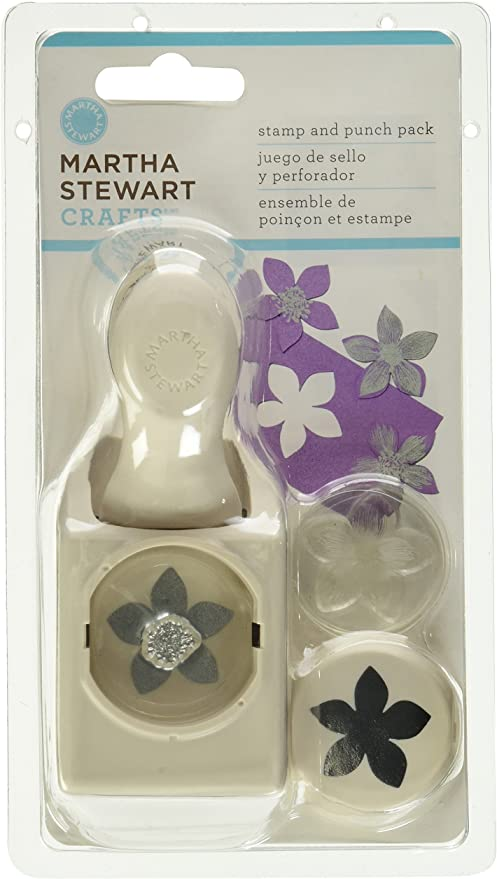 MULTIPLE STYLES TO CHOOSE FROM MARTHA STEWART PAPER PUNCHES