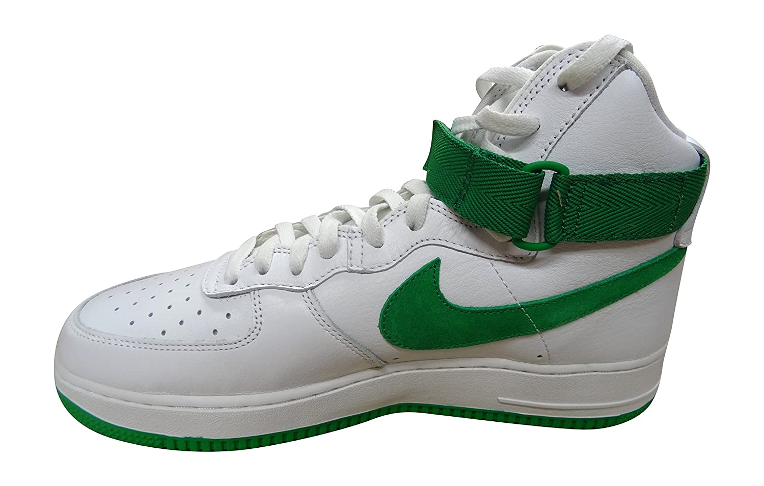 c7d8e5fd1ca9 nike air force 1 HI retro QS mens hi top trainers 743546 sneakers shoes (uk  6 us 7 eu 40