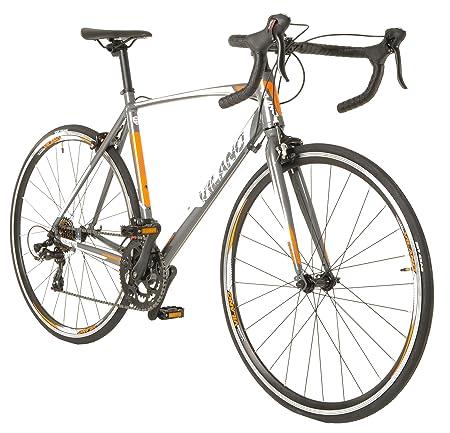 Amazon Com Vilano Shadow 2 0 Road Bike