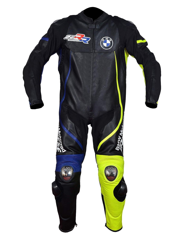 Combinaison de Moto avec des Gants de Moto Bottes de Moto Chaussures 2 pi/èce Costume Rider v/élo Veste de Combinaison /étanche avec Pantalon CE Armure Tous Les Temps pour Hommes