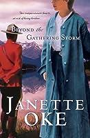 Beyond The Gathering Storm (Kennebec Large Print