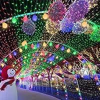 VIMOV Luces de Bolas, Guirnalda Luces Navidad