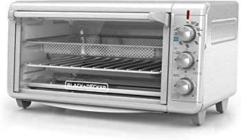Black + Decker TO3265XSSD Air Fry Toaster Oven