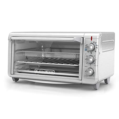 BLACK+DECKER TO3265XSSD Extra Wide Crisp 'N Bake Air Fry Toaster Oven Review