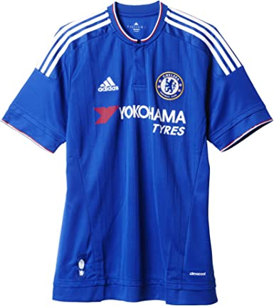 Amazon Com Adidas Chelsea Fc Home Jersey Cheblu Clothing