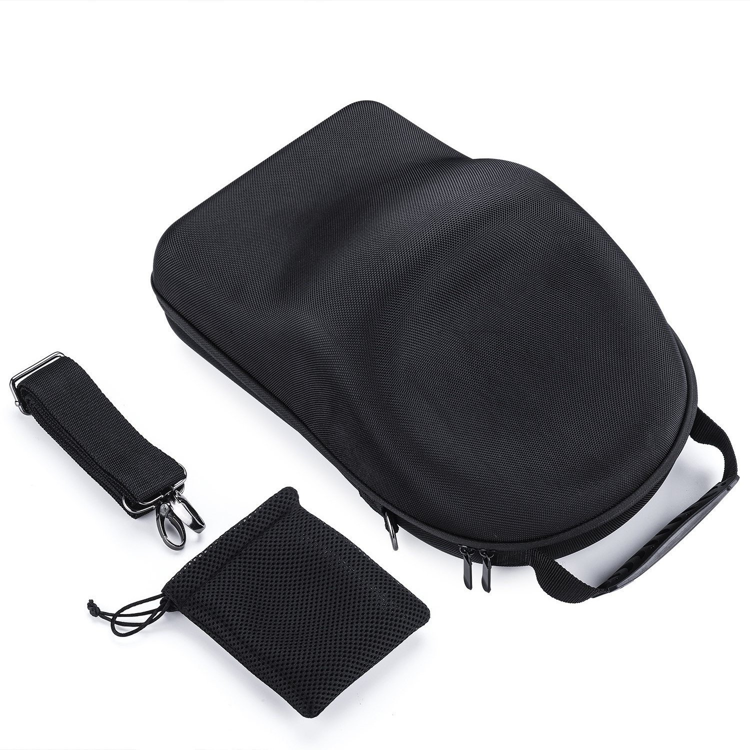 PENIVO Nylon Carrying Case Hardshell Housing Bag for VR Glasses Waterproof Shoulder bag Storage Box for DJI Goggles VR Glasses