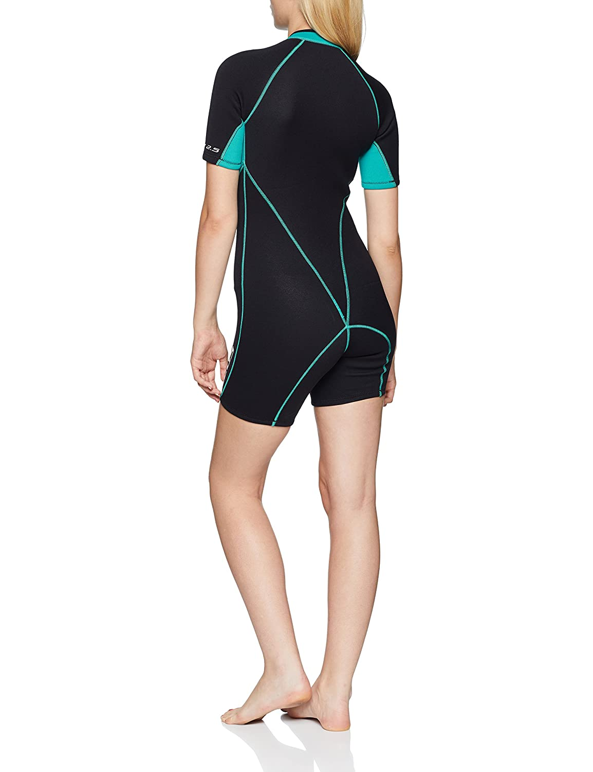 Amazon.com   SEAC Women s Shorty Sealight Wetsuit   Surfing Wetsuits    Sports   Outdoors 5edacd306
