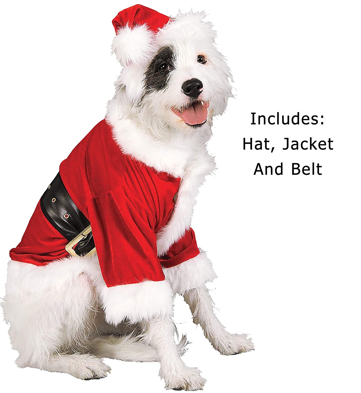 Christmas Pet Costumes.Rubie S Christmas Pet Costume