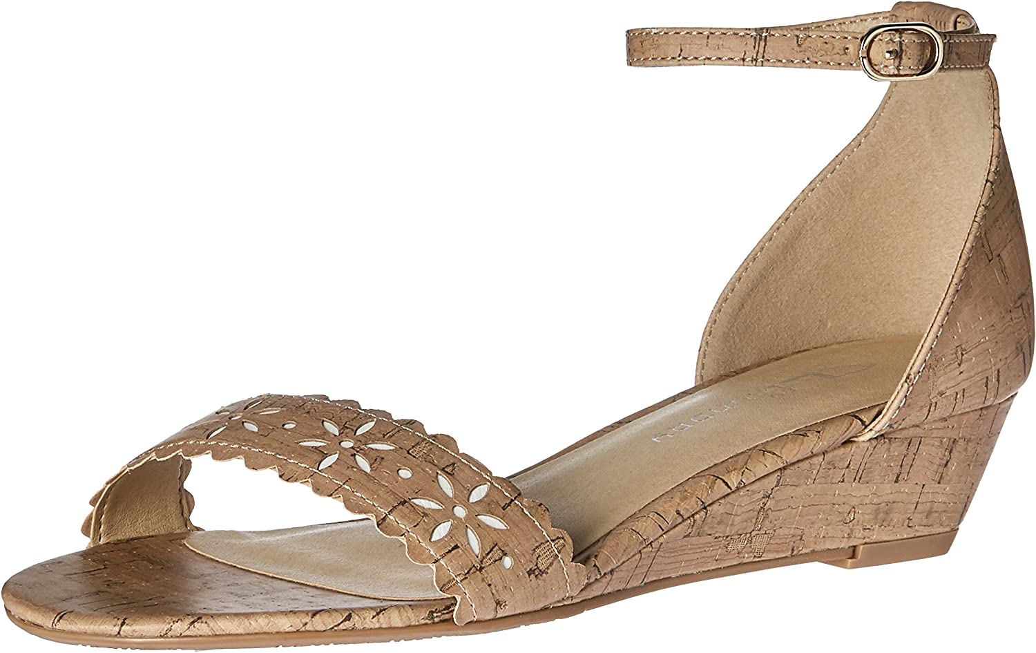 CL by Chinese Laundry Women's Mila Wedge Pump Sandal