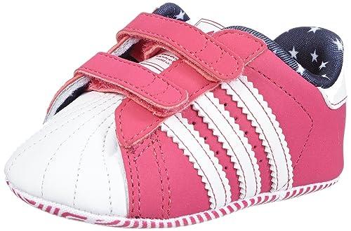 17 de adidas SUPERSTAR CRI Zapatos cuero 2 Amazon color Originals es talla Zapatillas complementos y niña rosa qHwxgHPS