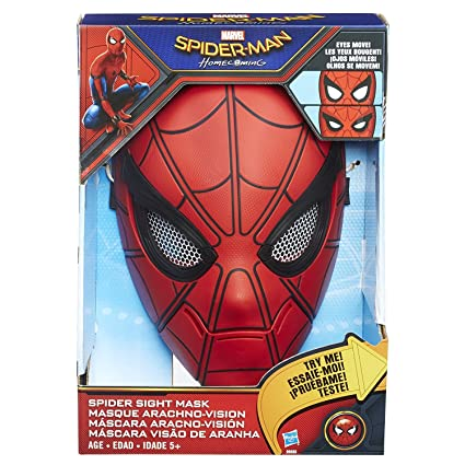 Spider-Man Spider Sight Mask
