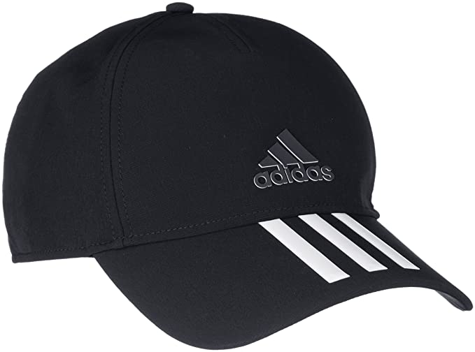 adidas Cg1784 Gorra, Hombre, Blanco/Negro, Talla Única