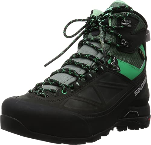Salomon X Alp MTN GTX Mountaineering Boot Women's Black