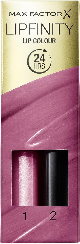 Max Factor, Lipfinity, Rossetto a lunga tenuta con balsamo, 40 Vivacious, 2,3 ml/1,9 ml 81435686
