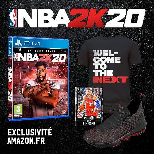 NBA 2K20 + DLC - Exclusivité Amazon [Importación francesa]: Amazon ...