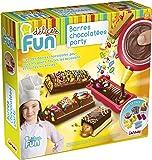 Lansay - 17863 - Kit De Loisirs Créatifs - Délices Fun Barres Chocolatées Party
