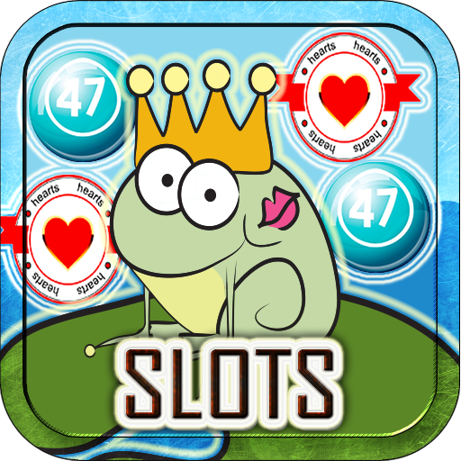 Fortune Frog Princess Slots Multi Toad Spins Realm Slots Game Free HD (Spin Frog)