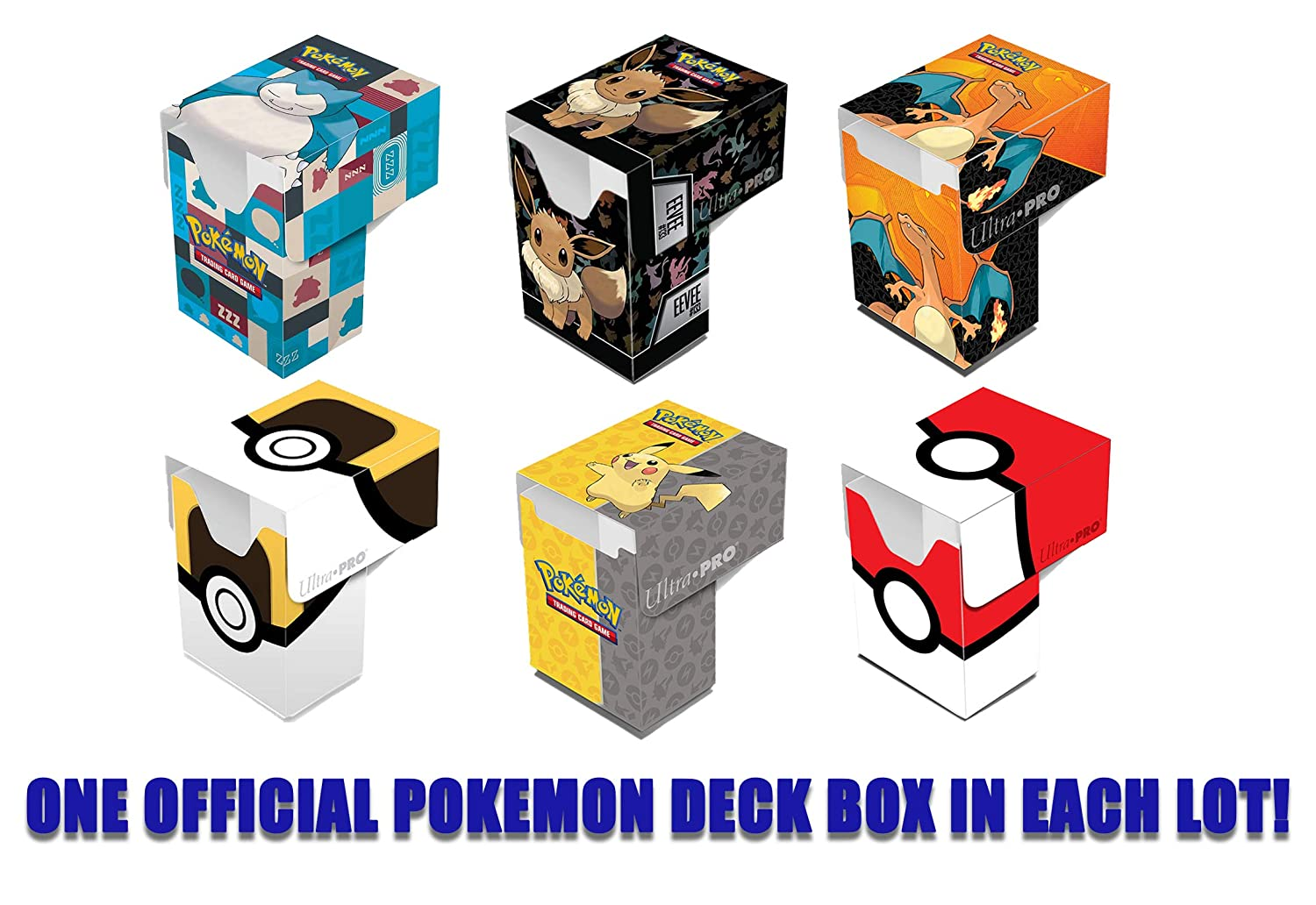Golden Groundhog Storage Box! 5 Holo//Reverse Holo Cards 5 Rare Cards Pokemon EX Card Lot with Booster Pack 20 Common//Uncommon Cards Pokemon Deck Box
