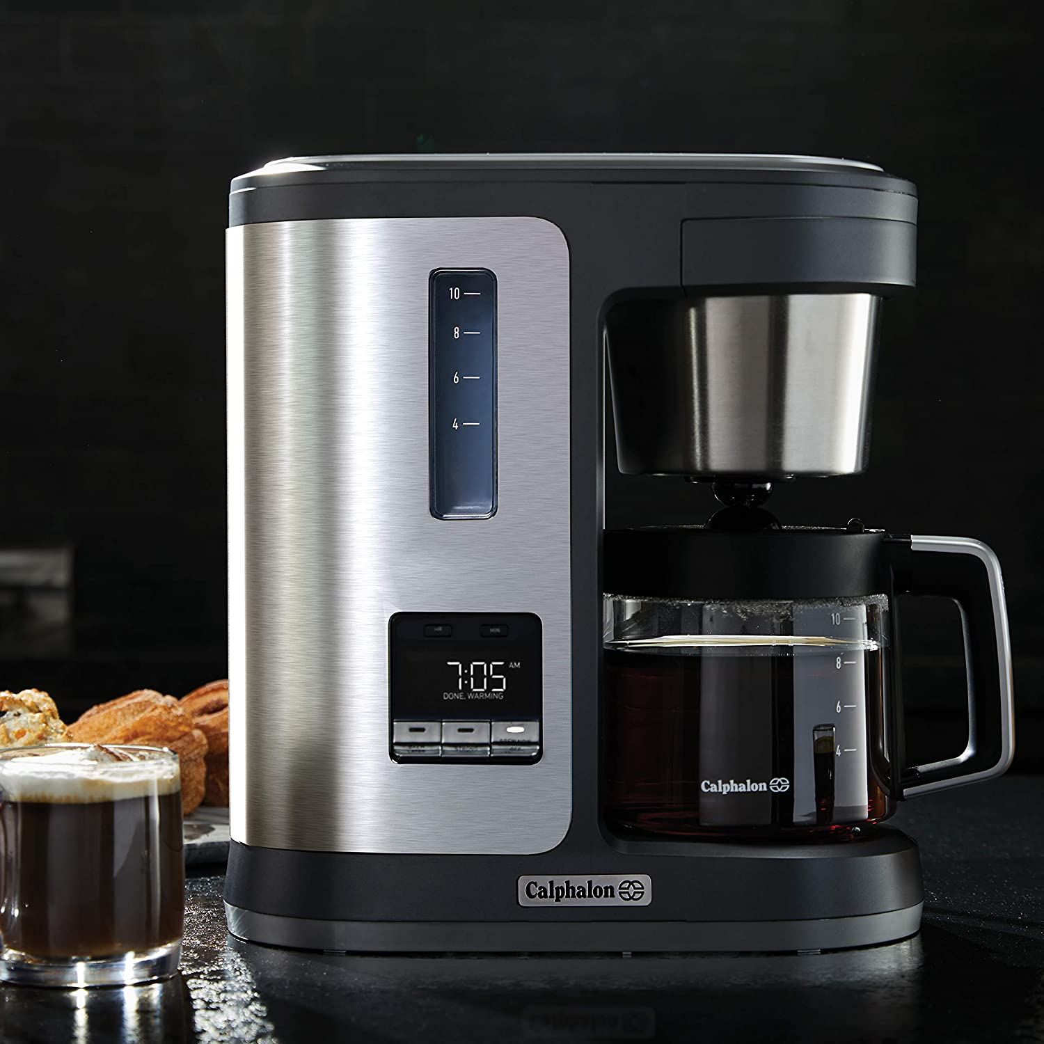 Calphalon Coffee Maker ONLY $1...