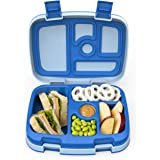Bentgo Kids Childrens Lunch Box - Bento-Styled Lunch Solution Offers Durable, Leak-Proof, On-the-Go Meal and Snack…