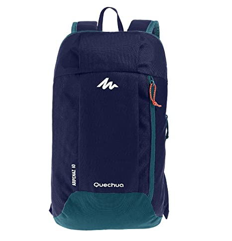 effe0127c4 Buy Quechua Kids Outdoor Travel Backpack For Hiking Camping Rucksack 10L  (Navy Blue) Online at Low Prices in India - Amazon.in