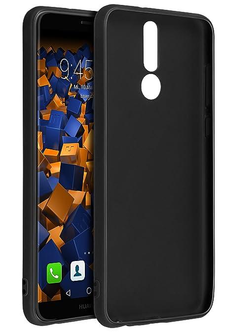 Mumbi Funda Compatible con Huawei Mate 10 Lite Caja del teléfono móvil, Negro: Amazon.es: Electrónica