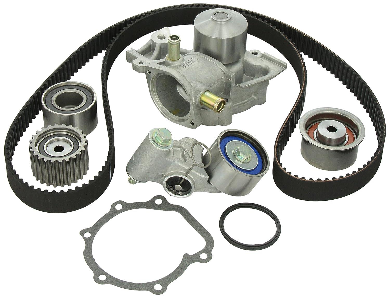 Gates TCKWP304C Timing Belt Component Kit W//Water Pump
