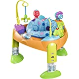 Evenflo ExerSaucer 快速折叠 Plus Go Bounce-A-Saurus